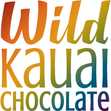 Wild Kauai Chocolate Logo